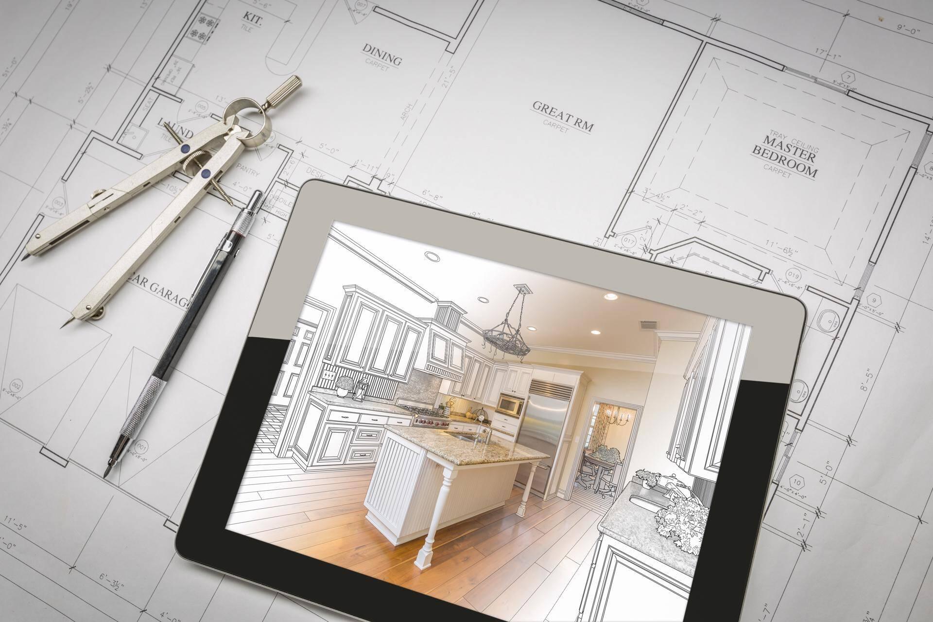 free estimate for custom kitchen cabinets
